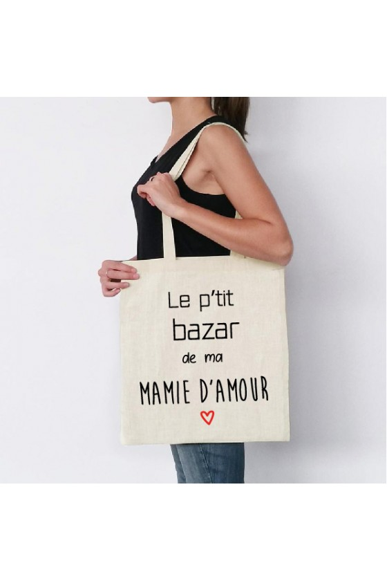 Tote Bag - Mamie d'Amour